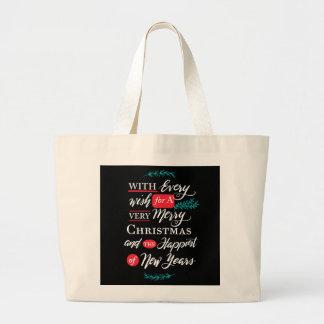 Every wish Jumbo Tote Bag