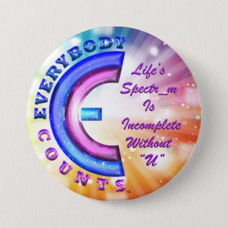 Everybody Counts (TM) button