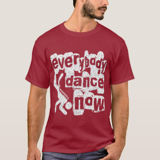 Everybody Dance Now Jeff T-Shirt