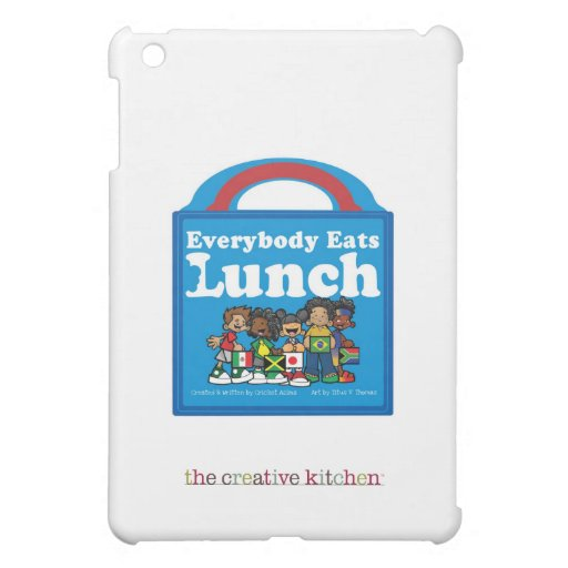 Everybody Eats Lunch iPad Mini Cover