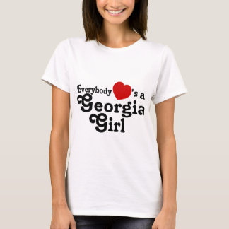 Everybody Hearts a Georgia Girl T-Shirt