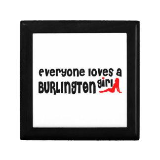 Everybody loves a Burlington Girl Gift Box