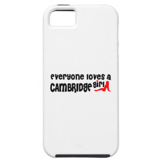 Everybody loves a Cambridge Girl iPhone 5 Case