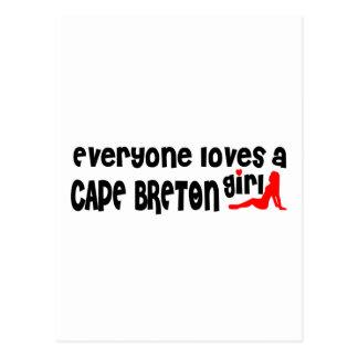 Everybody loves a Cape Breton Postcard