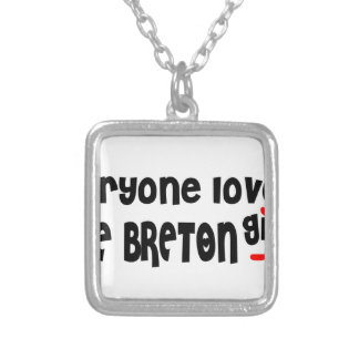 Everybody loves a Cape Breton Silver Plated Necklace