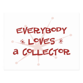 Everybody Loves A Collector Postcards