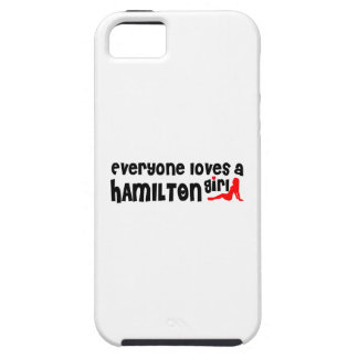 Everybody loves a Hamilton Girl iPhone 5 Covers