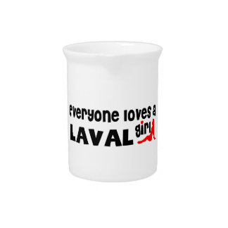 Everybody loves a Laval Girl Pitcher