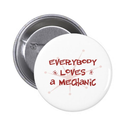 Everybody Loves A Mechanic Pins