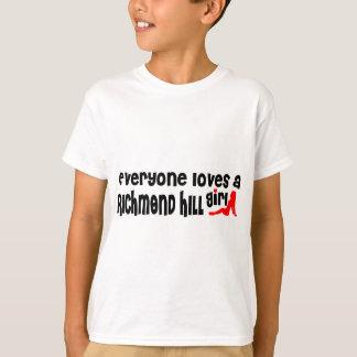 Everybody loves a Richmond Girl T-Shirt