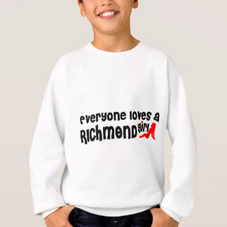 Everybody loves a Richmond Hill Girl Sweatshirt