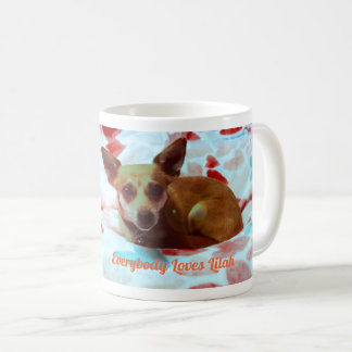 Everybody Loves Lilah  on a Cup to Warm your Heart