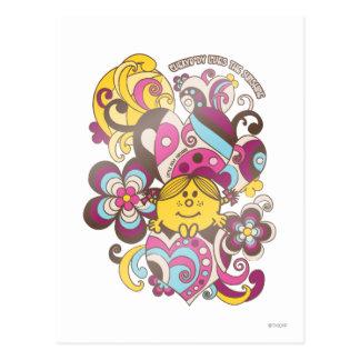 Everybody Loves Little Miss Sunshine Postcard