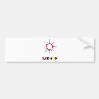 Everybody loves the Sun Bumper Sticker