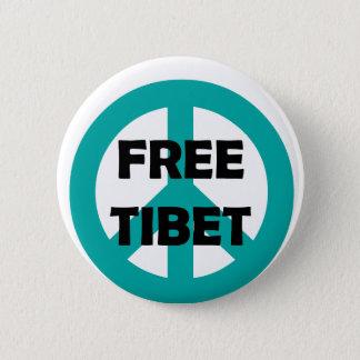 Everybody loves Tibet 2 Inch Round Button