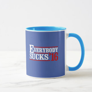 Everybody Sucks 2016 -- -  Mug