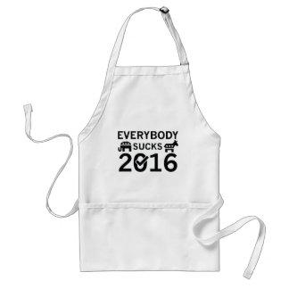 Everybody Sucks 2016 Standard Apron