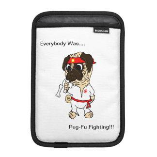 Everybody Was Pug-Fu Fighting iPad Mini Case Sleeve For iPad Mini