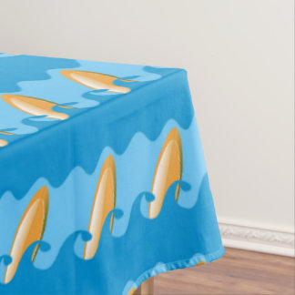 Everybody's Gone Surfin Tablecloth