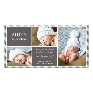 EVERYDAY BABY | BIRTH ANNOUNCEMENT CARD