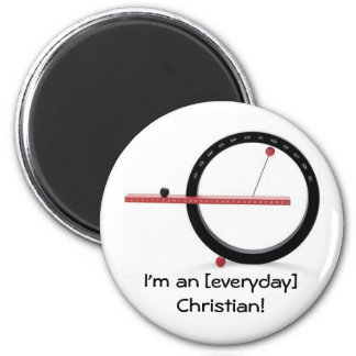 [everyday] Christian Magnet