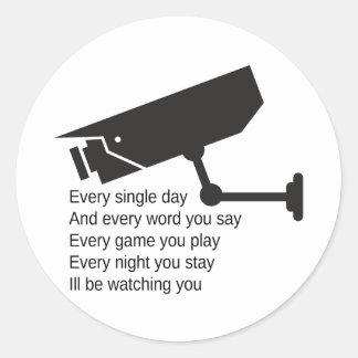 Everyday I m Watching You Sticker