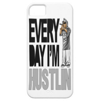 Everyday I'm Hustlin - iPhone 5 Case Mate