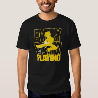 Everyday Im Playing Tshirt