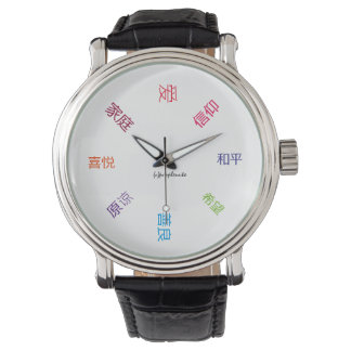 Everyday Inspiration (Chinese) Wristwatch