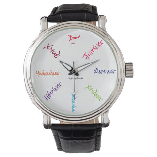 Everyday Inspiration (Chinese) Wristwatches