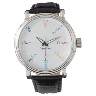 Everyday Inspiration (French) Wrist Watch