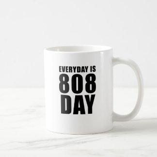 Everyday is 808 Day Coffee Mug