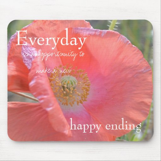 Everyday is an Opportunity Mousepad