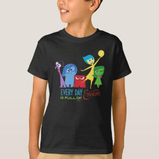 Everyday is Full of Emotions T Shirts