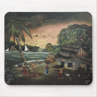 Everyday life mouse pad