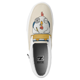 Everyday Struggle Slip-On Sneakers
