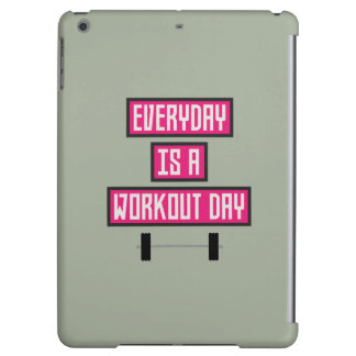 Everyday Workout Day Z52c3 Cover For iPad Air