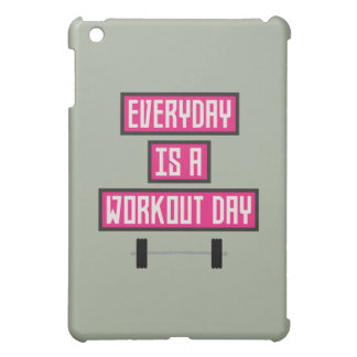 Everyday Workout Day Z52c3 Cover For The iPad Mini