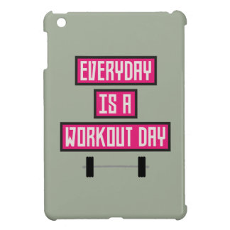 Everyday Workout Day Z52c3 iPad Mini Covers