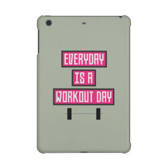 Everyday Workout Day Z52c3 iPad Mini Retina Cases