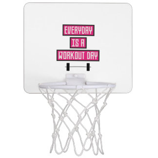Everyday Workout Day Z52c3 Mini Basketball Hoop