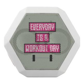 Everyday Workout Day Z52c3 White Bluetooth Speaker