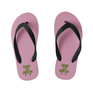 Everyday Workout Day Z81fo Kid's Flip Flops