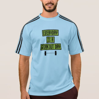 Everyday Workout Day Z81fo T-Shirt