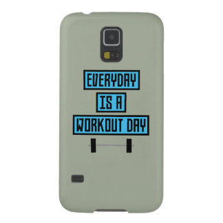 Everyday Workout Day Z852m Galaxy S5 Covers