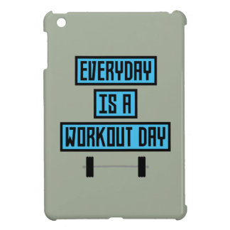 Everyday Workout Day Z852m iPad Mini Cases