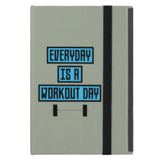 Everyday Workout Day Z852m iPad Mini Cover