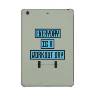 Everyday Workout Day Z852m iPad Mini Retina Case