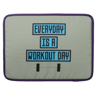 Everyday Workout Day Z852m Sleeve For MacBooks