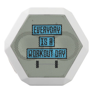 Everyday Workout Day Z852m White Bluetooth Speaker